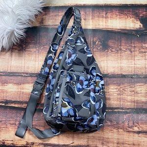 Vera Bradley Sling Backpack Floral